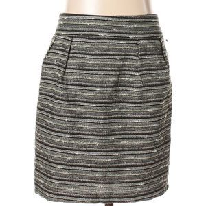 [a17-25] Mossimo | striped pencil skirt